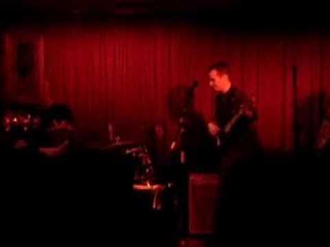 Sam Hooper Group Live In Shanghai (bass/drum solo)