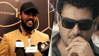 Acting with Thala Ajith ? Arav Reveals | Thala 58 | Viswasam | Oviya |