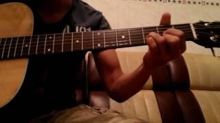 Me oi con da ve | guitar cover