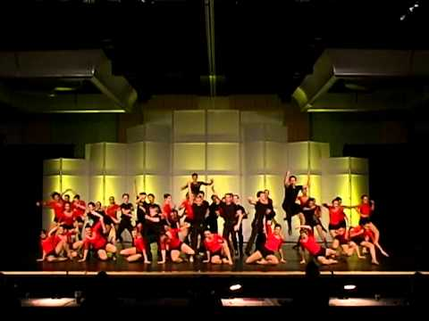 DMA Miss and Mr Dance of America Title Competition [Opening Number - July 2012]
