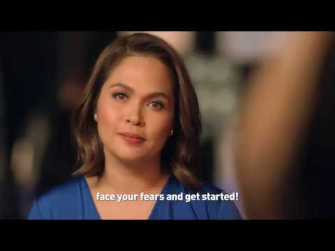 Judy Ann talks about the secured life with Sun Life Grepa