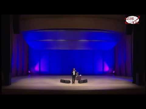 В Центре Гейдара Алиева состоялся творческий вечер известного юмориста Максима Галкина
