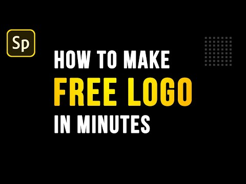 How to Make Logo on iPhone or Android | How to Make #Logo for YouTube channel.