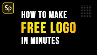 Make Free Logo in Minutes With Adobe Spark | Adobe Spark logo maker | Adobe Logo Maker