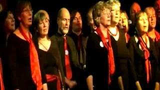 Nottingham Clarion Choir - Senzeni Na
