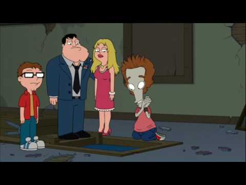 American Dad! Stan Makes Bad Decisions Part 1