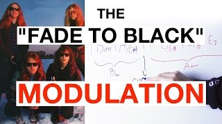 The FADE TO BLACK Modulation (Why It Sounds So Amazing)