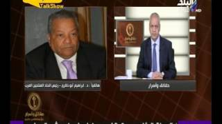 شاهد..بكري: التليفزيون المصري بدأ التطبيع الفني مع إسرائيل