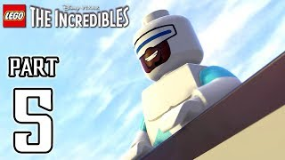 Video LEGO The Incredibles Walkthrough PART 5 (PS4 Pro) No Commentary @ 1080p HD ✔ download MP3, 3GP, MP4, WEBM, AVI, FLV September 2018