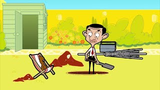 DIGGING Bean 🏡| (Mr Bean Cartoon) | Mr Bean Full Episodes | Mr Bean Comedy
