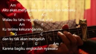 Dmassive - Dengarlah Bintang Hatiku Cover Kord Gitar