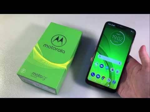 Обзор Motorola Moto G7 Power (XT1955-4)