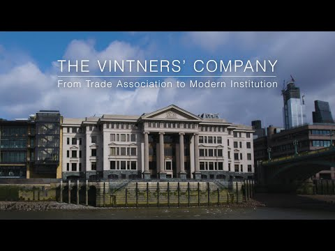 The Vintners Company - The Spiritual Home of the International Wine Trade