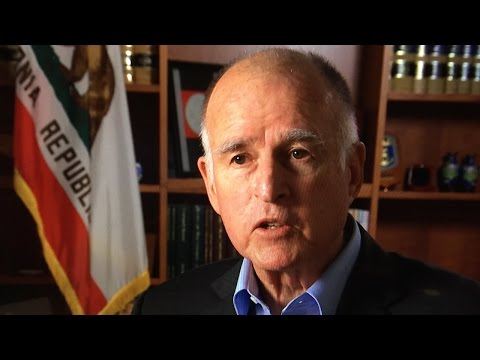 "Gov. Jerry Brown, Tijuana Tunnels, ""Inside Out"" 