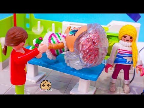 Hospital Help LOL Surprise & Playmobil Advent Adventure Day 2