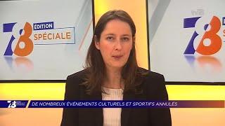 Yvelines | Des annulations en pagaille liées à l'épidémie de Covid-19