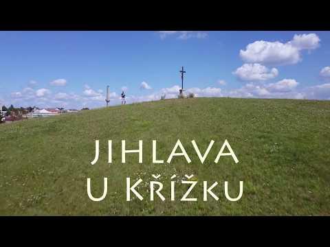Jihlava - U Křížku (DJI Mavic Pro 4K)