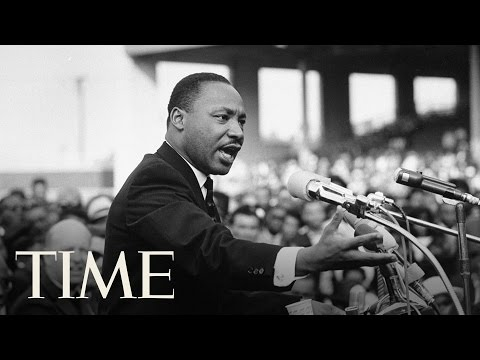 The March On Washington: The Spirit Of The Day | MLK | TIME