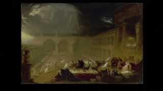Lecture 10, Handwriting on the Wall: John Martin's Belshazzar's Feast(1820)