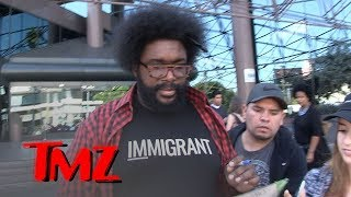 Questlove Implies Jimmy Fallon's Mother Has Died | TMZ