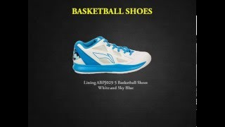 Lining Basketball Shoes Technology