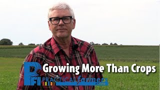 Growing More Than Crops
