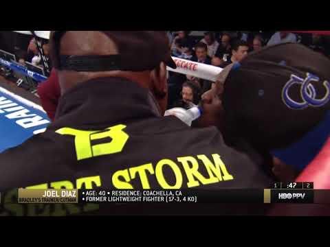 Тимоти Брэдли - Хуан Мануэль Маркес. HD / Timothy Bradley vs. Juan Marquez