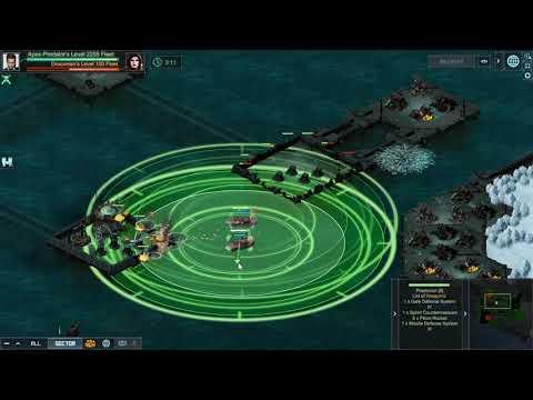 Battle Pirates:Full Praetorian Fleets In Base Parts Core