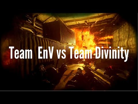 Team EnV vs Team Divinity - Genetic Gaming Ramadan Tournament.