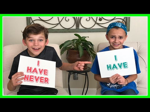 NEVER HAVE I EVER! | WE TELL THE TRUTH | We Are The Davises