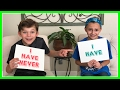 watch he video of NEVER HAVE I EVER! | WE TELL THE TRUTH | We Are The Davises