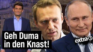 Putin und die Angst vor Nawalny