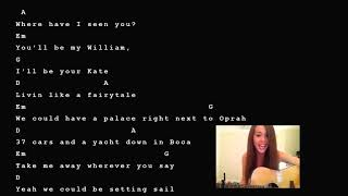 Bridgit mendler - ready or not lyrics and chords guitar tutorial===subs to kristen o'connor===https://www./watch?v=knhtpfnjieatabs/strumming avail...