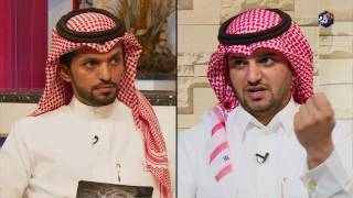 مع التوم : مشادة بين سعود غربي مع محمد التوم
