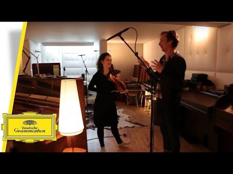 Hilary Hahn - Silfra - Hauschka (Trailer)