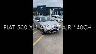 L'occasion du jour, Fiat 500X  140ch : Peugeot Guiraud Alès