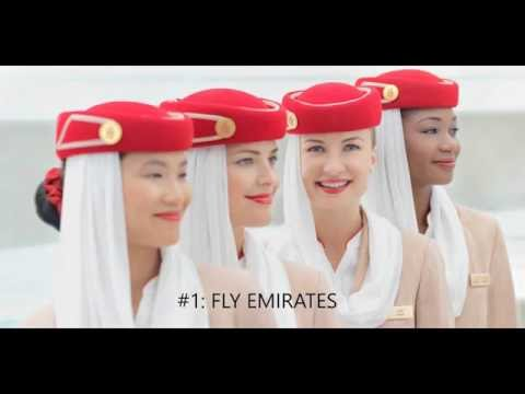 Top 15 Best Airlines Uniform and Flight Attendants (2016)