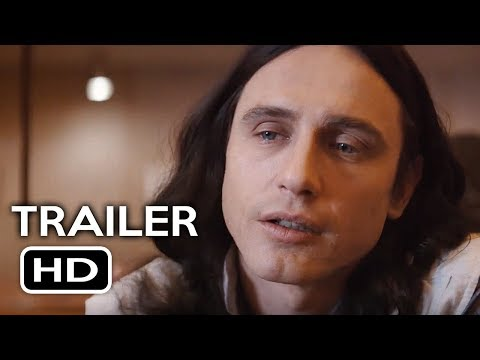 The Disaster Artist Official Trailer #2 (2017) James Franco, Seth Rogan The Room Movie HD