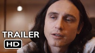 The Disaster Artist Official Trailer 2 2017 James Franco Seth Rogan The Room Movie HD