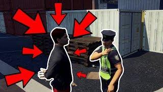 ZŁAPALIŚMY NAJGORSZEGO BANDYTĘ - Police Simulator: Patrol Duty