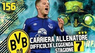 LUI LI PUNISCE, IL BVB LO ACQUISTA? FIFA 17 CARRIERA ALLENATORE #156
