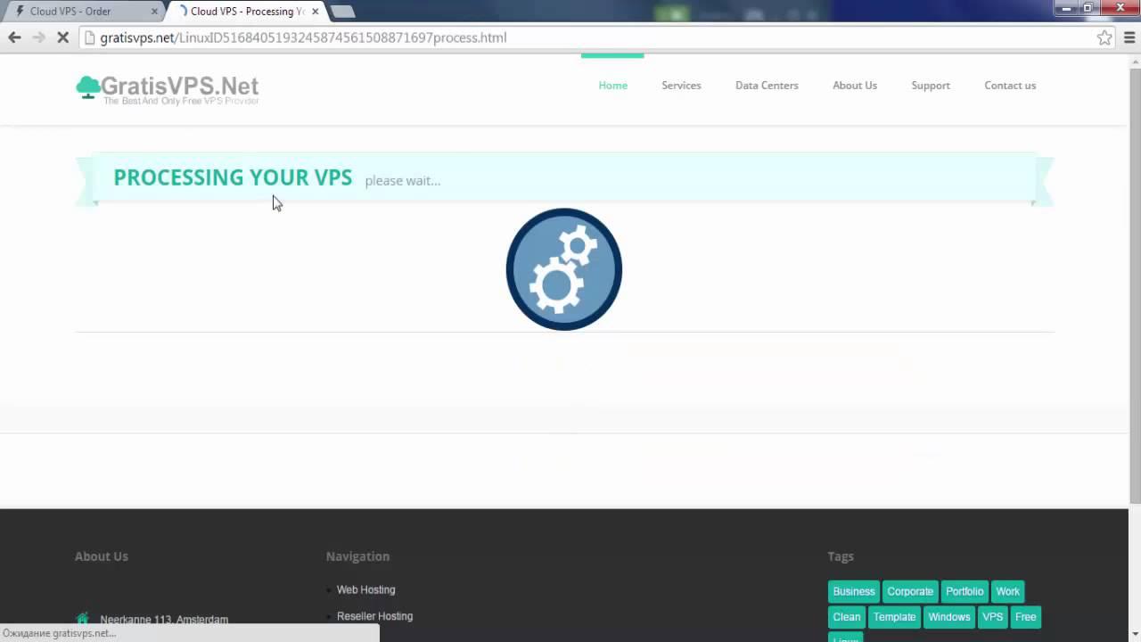 Сервер для создания хостинга как зависит скорость сайта хостинга