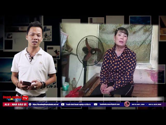 Hoài Đức: Một hộ dân phải ở nhờ UBND xã Sơn Đồng suốt 02 năm