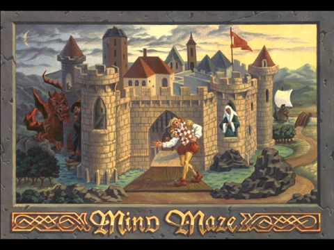 Encarta Mind Maze Theme (full version)