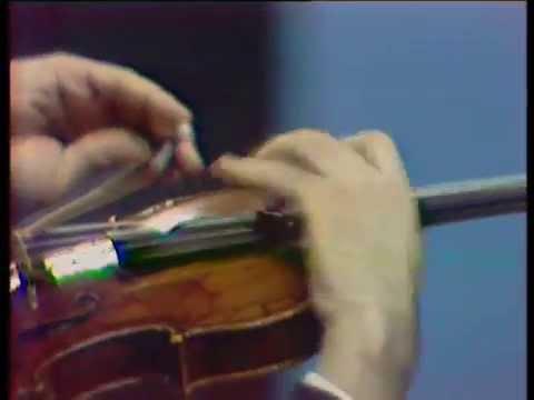 Хачатурян Арам Ильич - Концерт для скрипки с оркестром ре минор