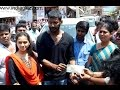 Sri Divya extends her helping hands to Vishal | Maruthu Movie | Hot Tamil CInema News