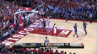 Duke Blue Devils vs Wisconsin Badgers