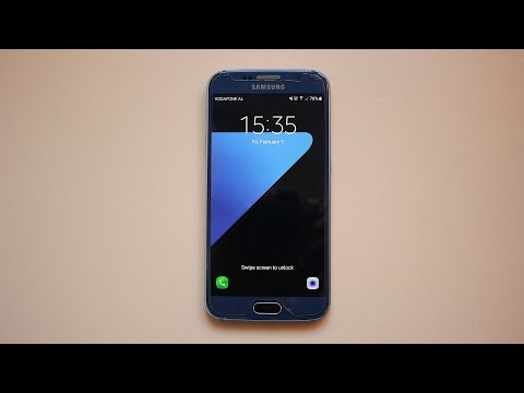 Samsung Galaxy S7 Stock Wallpapers - Download & Review