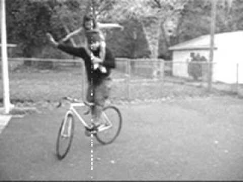 Fixy Track Stand Silent Movie