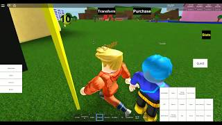 Roblox Dragon Ball After Future Quest 10